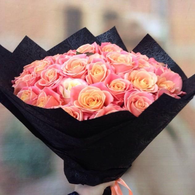 Букет №10 Букет роз